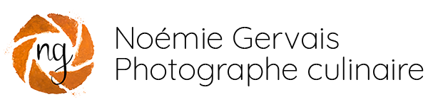 Noémie Gervais Photographe Logo